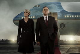 TV STILL -- DO NOT PURGE -- House of Cards - Season 3 Key Art, Netflix